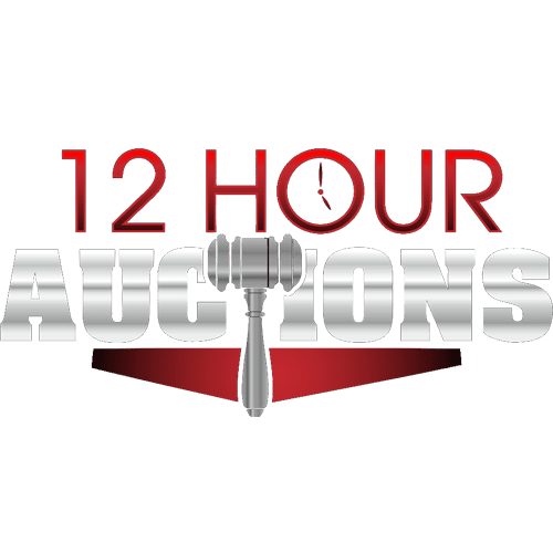 12 Hour Auctions Logo