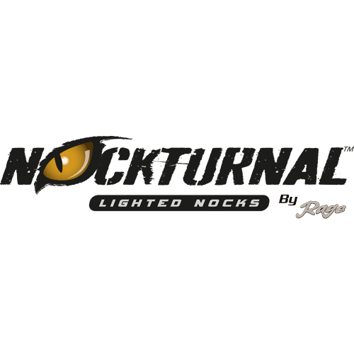Nockturnal Lighted Nocks Logo