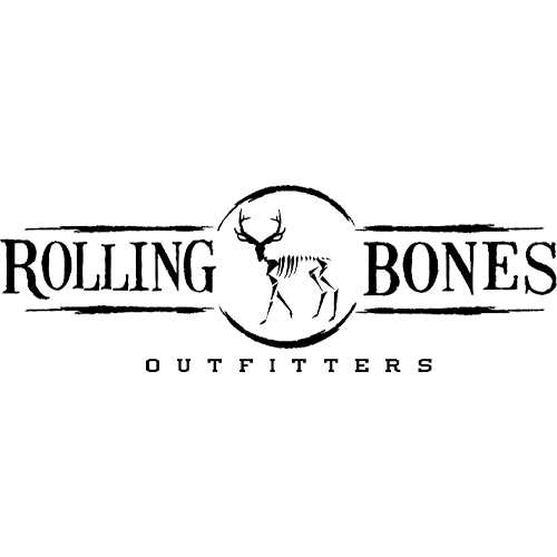 Rolling Bones Outfitters Logo