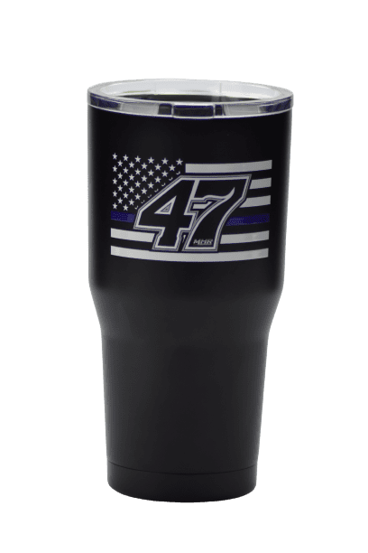 Wolfpack #47 Thin Blue Line Tumbler