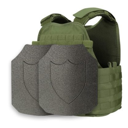 AR500-Steel-Armor-Kit-With-Carrier-Olive-Drab