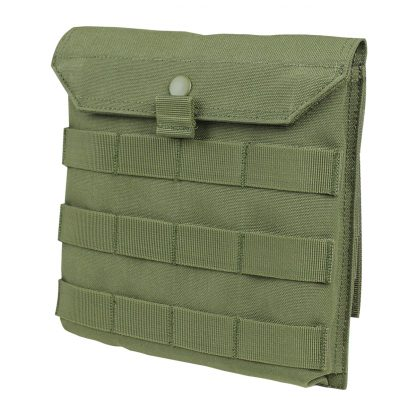 Side Plate Pouch Front OD