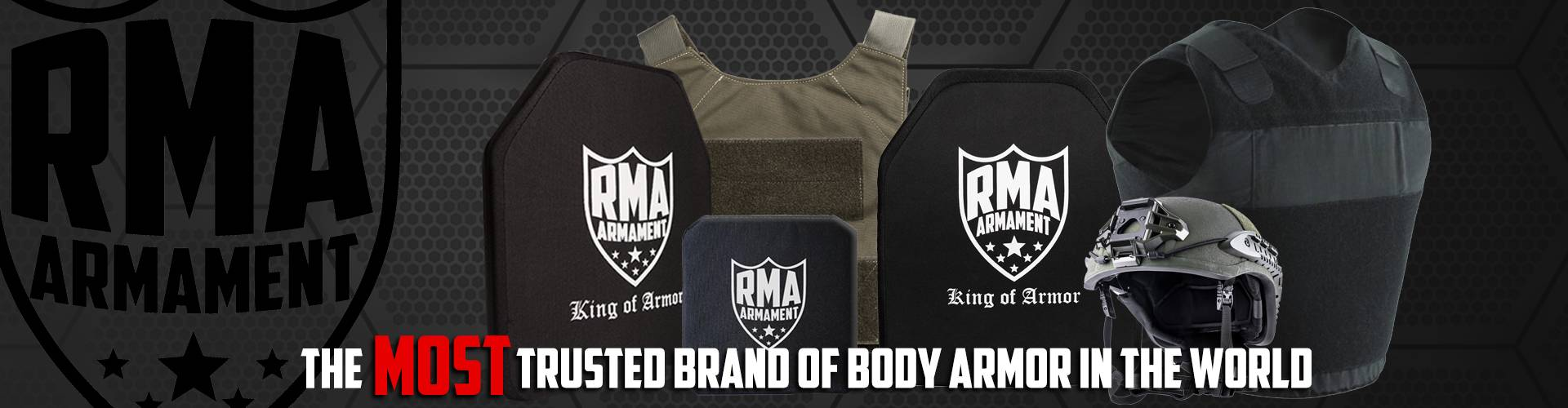 The Most Trusted Brand of Armor
